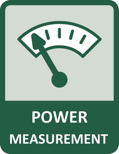 Power measurement of A, W, Wh, V, HZ, ...