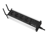 NETIO 4All: Remote control socket, DE/FR type, metered PDU