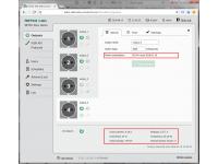 NETIO 4ALL webový snímek zařízení s počítadlem energie a od doby, kdy je aktivní. Energie je zobrazena v [Wh] nebo [kWh].