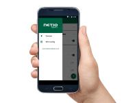NETIO Mobile2 main menu