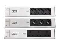 NETIO PowerBOX 3Px remote controlled power strip via web intefrace or Open API