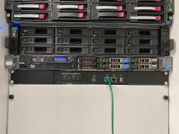 NETIO PowerPDU 4C can be installed in 19inch rack 1U
