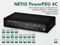 Smart PDU NETIO PowerPDU 4C with power consumption