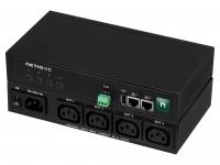 M2M PDU LAN controllable NETIO PowerPDU 4C with four IEC320 outlets