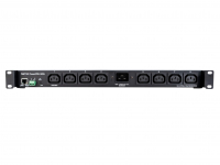 NETIO PowerPDU 8QS switched IP PDU with metered input and one of the output