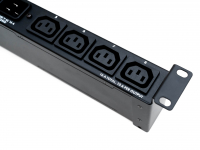 NETIO PowerPDU 8QS IP switched PDU with IEC-320 C13 electrical outputs 230V
