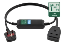 Type G IQRF smart power socket 868MHz LPWAN power socket