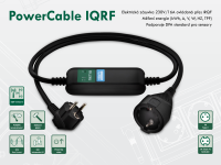 NETIO PowerCable IQRF LPWAN chytrá zásuvka s elektrickým měřením