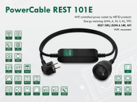 Smart electrical cable PowerCable REST 101E