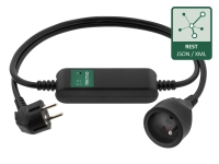 Smart WiFi power socket PowerCable REST with http-based M2M API (XML, JSON, URL)
