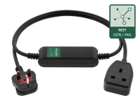 PowerCable REST with UK power sockets (Type G)