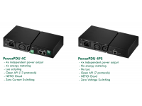 NETIO PowerPDU family comparison