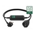 NETIO PowerCable REST Type F (DE, schuko) wifi controlled power socket