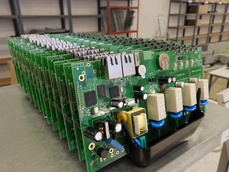 LAN power outlets NETIO PowerPDU 4C are produced and designed in Czech republic