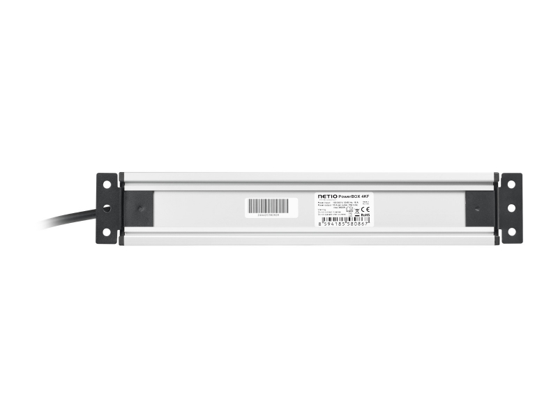 NETIO provides MK1 PowerBOX rack mount kit as accessory to easy installation to the wall