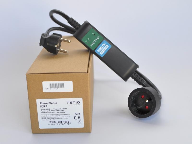 IQRF Interoperable LPWAN controlled power socket