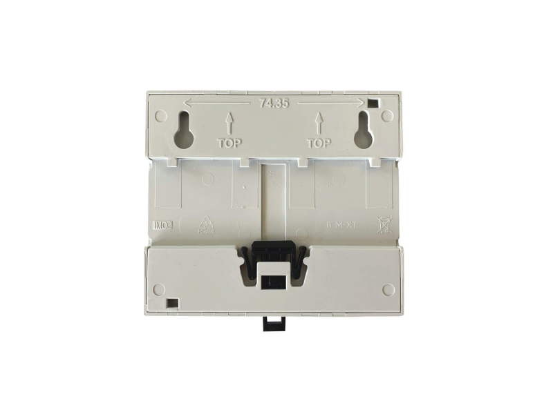 NETIO PowerDIN 4Pz smart electrometer for 230V with DIN rail mounting option