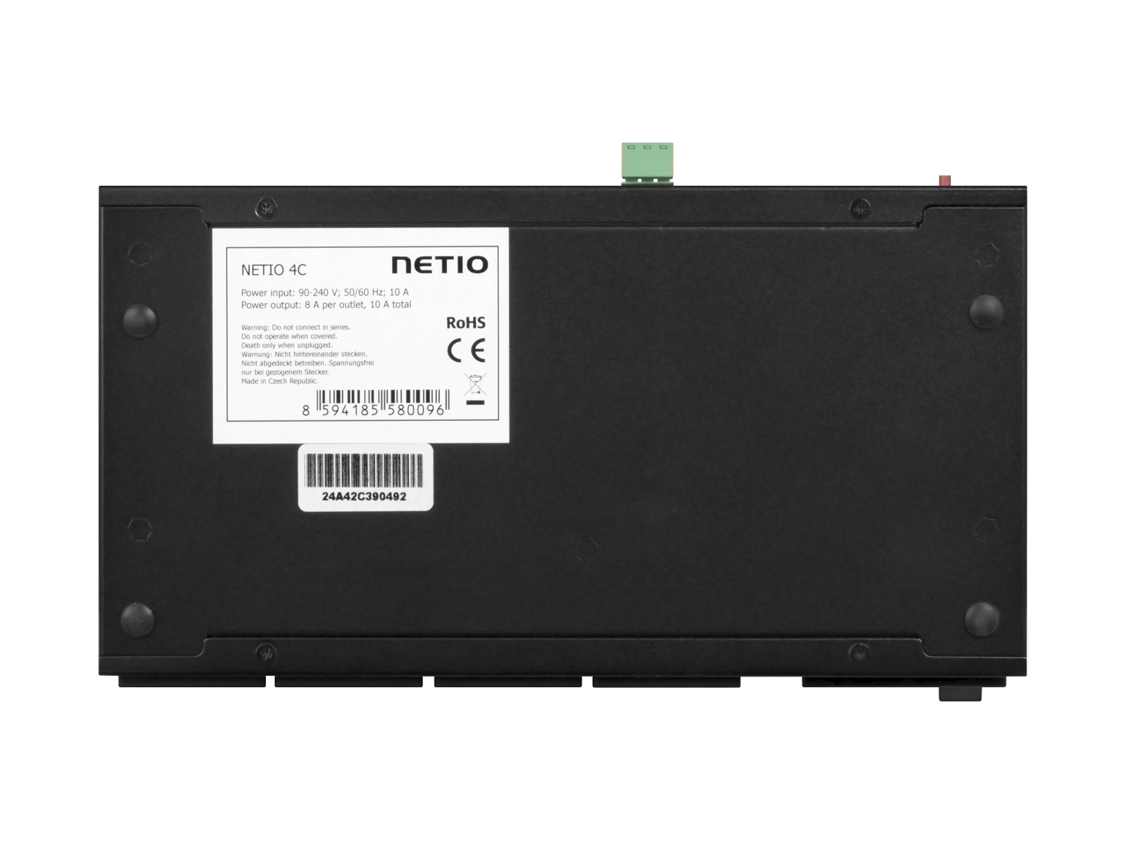 Netio 4c Smart Pdu With M2m Api Protocol Support And