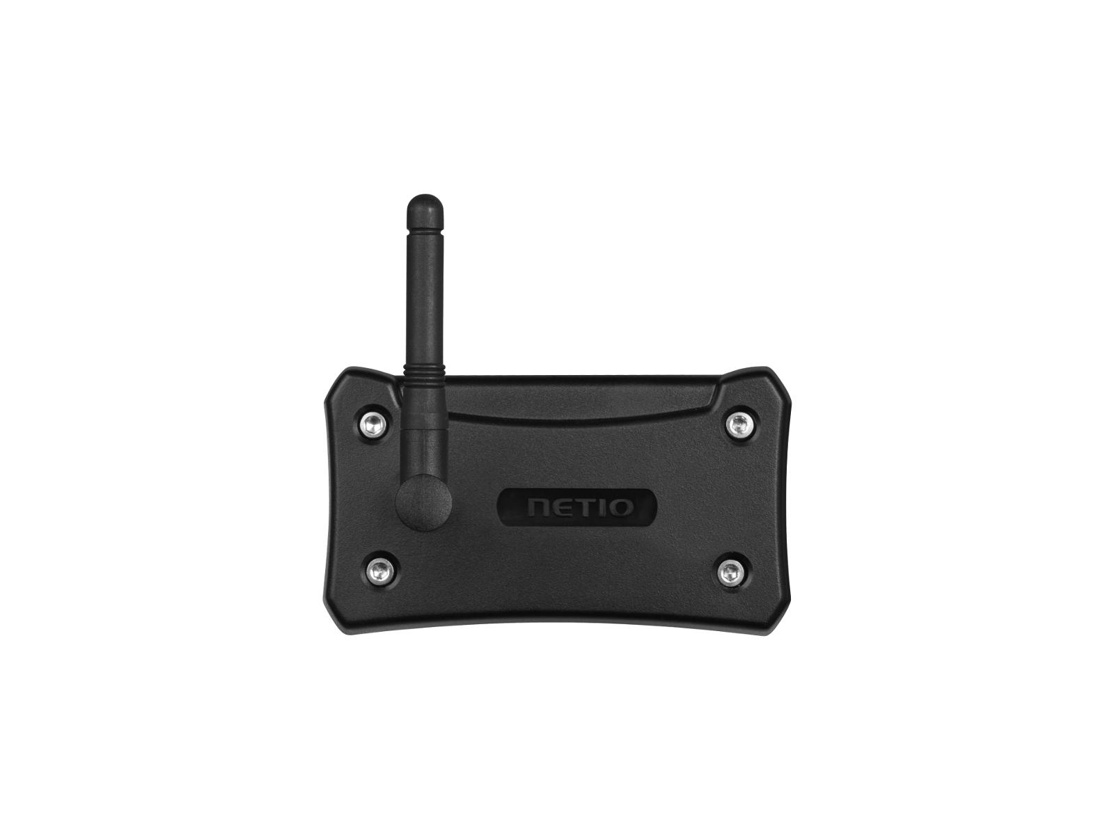 NETIO 4 připojují WiFi signál pomocí pevné externí antény. Mohou se připojit po WiFi do sítě, nebo tvořit WiFi AP.