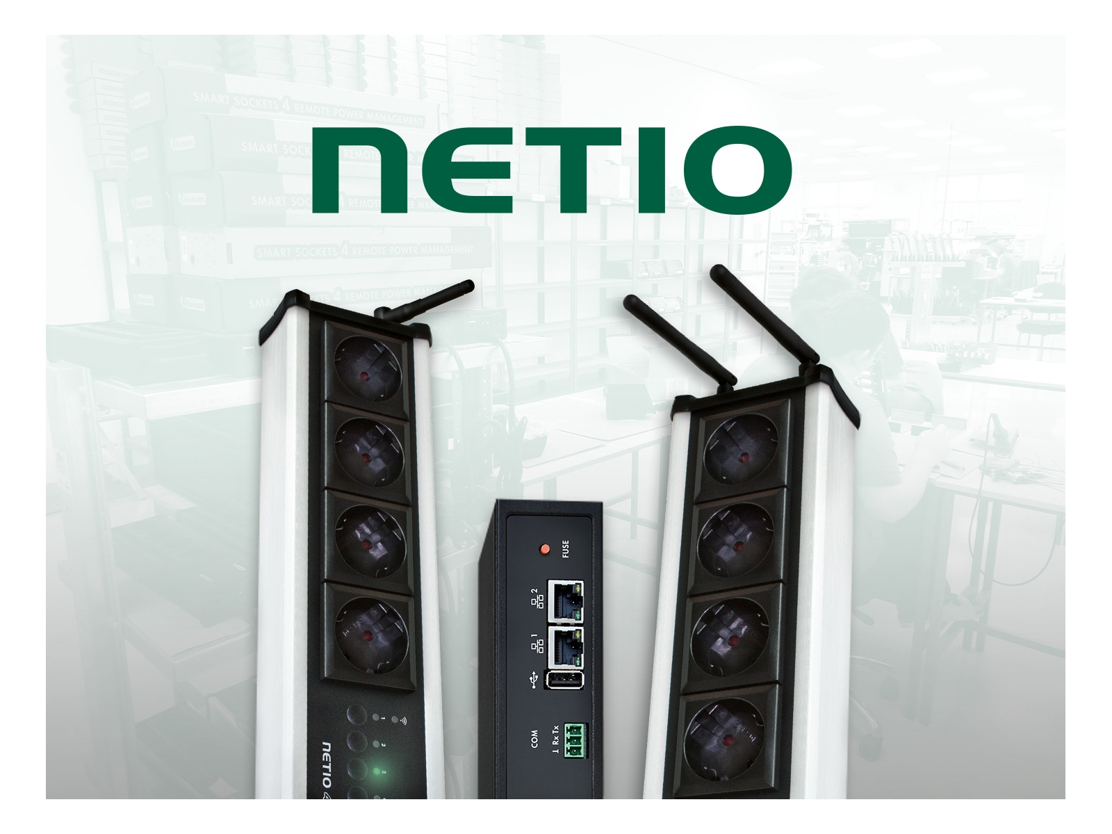 NETIO products is european manufacturer of WiFi power outlets