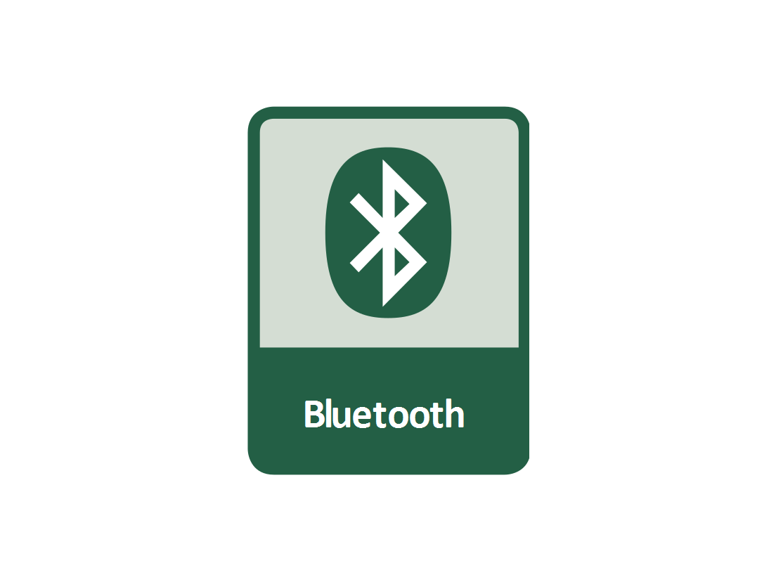 Sensors and other devices in BT slave mode can be connected to the smart socket module over Bluetooth