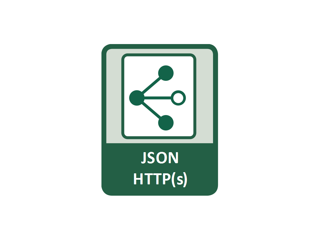 JSON controlls the smart power sockets NETIO by transferinf .json file over HTTPs