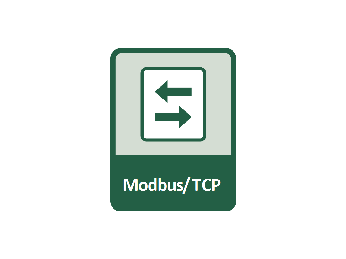 Modbus can be used to transfer data over various networks and buses (master-slave)