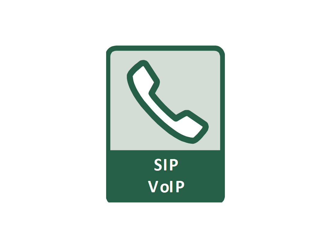SIP is used in applications such as IP telephony, conferencing, multimedia