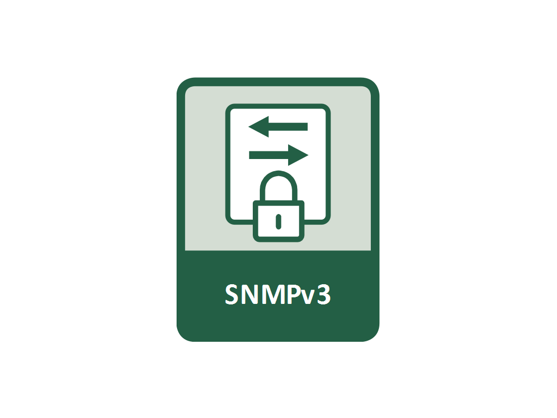 NETIO sockets can be controlled via SNMP v1 or the more secure SNMP v3