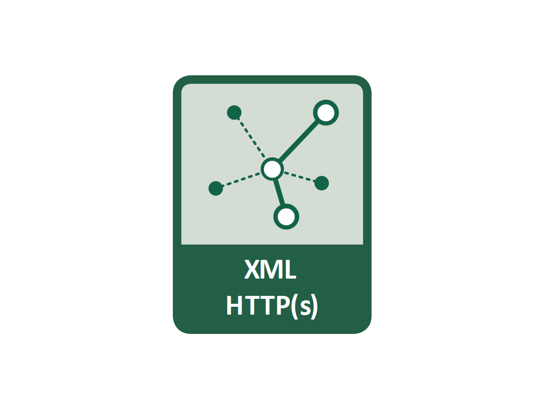 XML file can controll smart sockets NETIO by transfering .xml over HTTPs