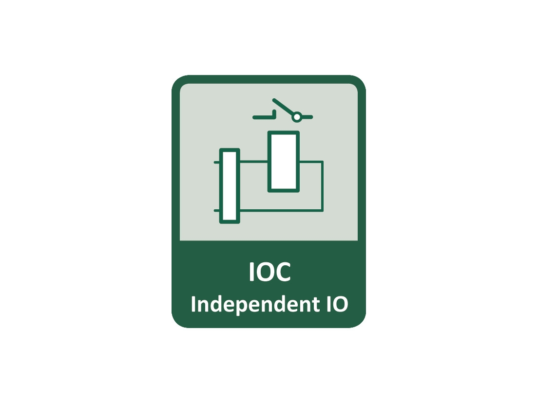 IOC Independent output controll independent of network connection NETIO remote controlled outlets