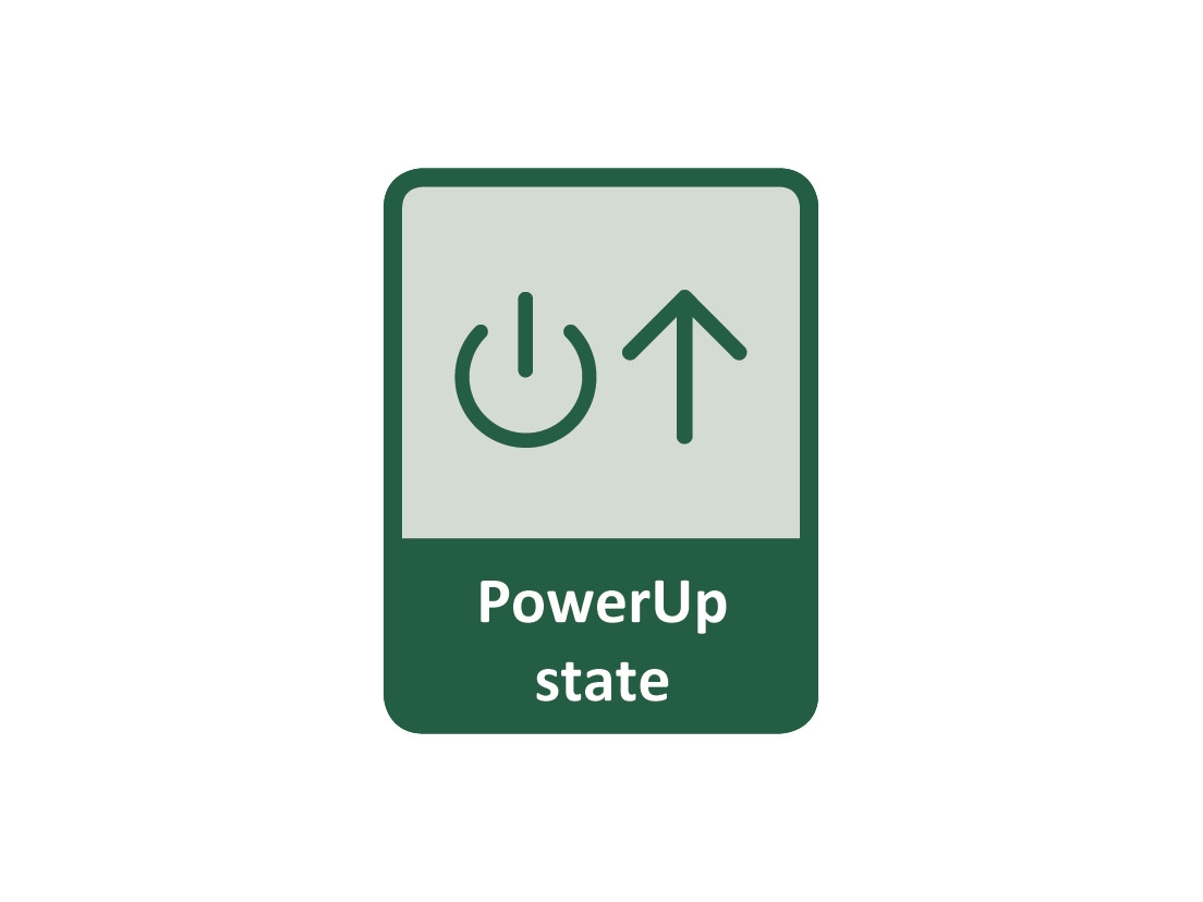 PowerUp state function in NETIO remote controlled smart power outlets