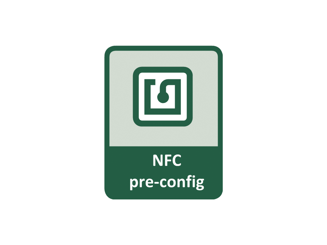 NFC preconfig for easy and quick configuration of NETIO smart power strips