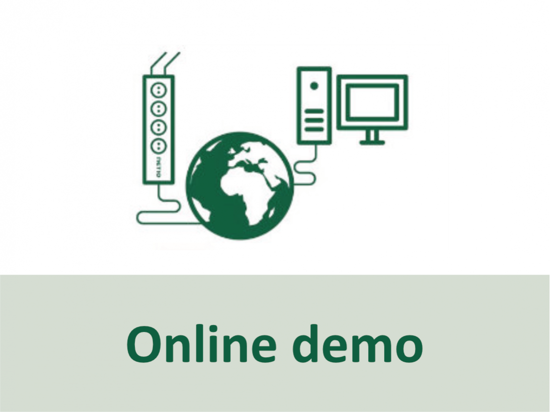 Online demo