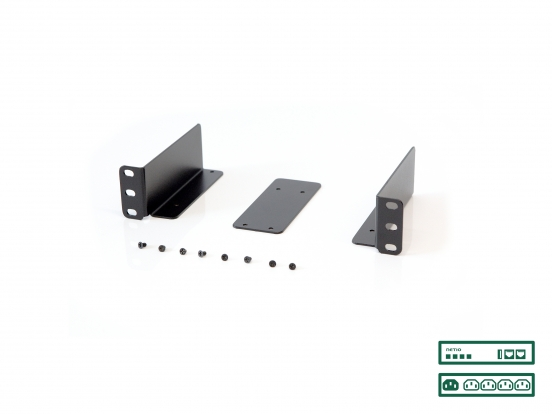 NETIO 4C rack mount kit for 19 inches distribution board
