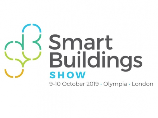 Visit us at Smart Building Show 2019 (London, UK)