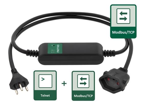 PowerCable Modbus now supports Telnet protocol
